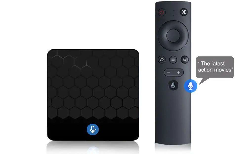 X88 Mini Android TV BOX - Introducción