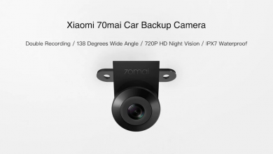 Xiaomi 70mai Car Backup Camera