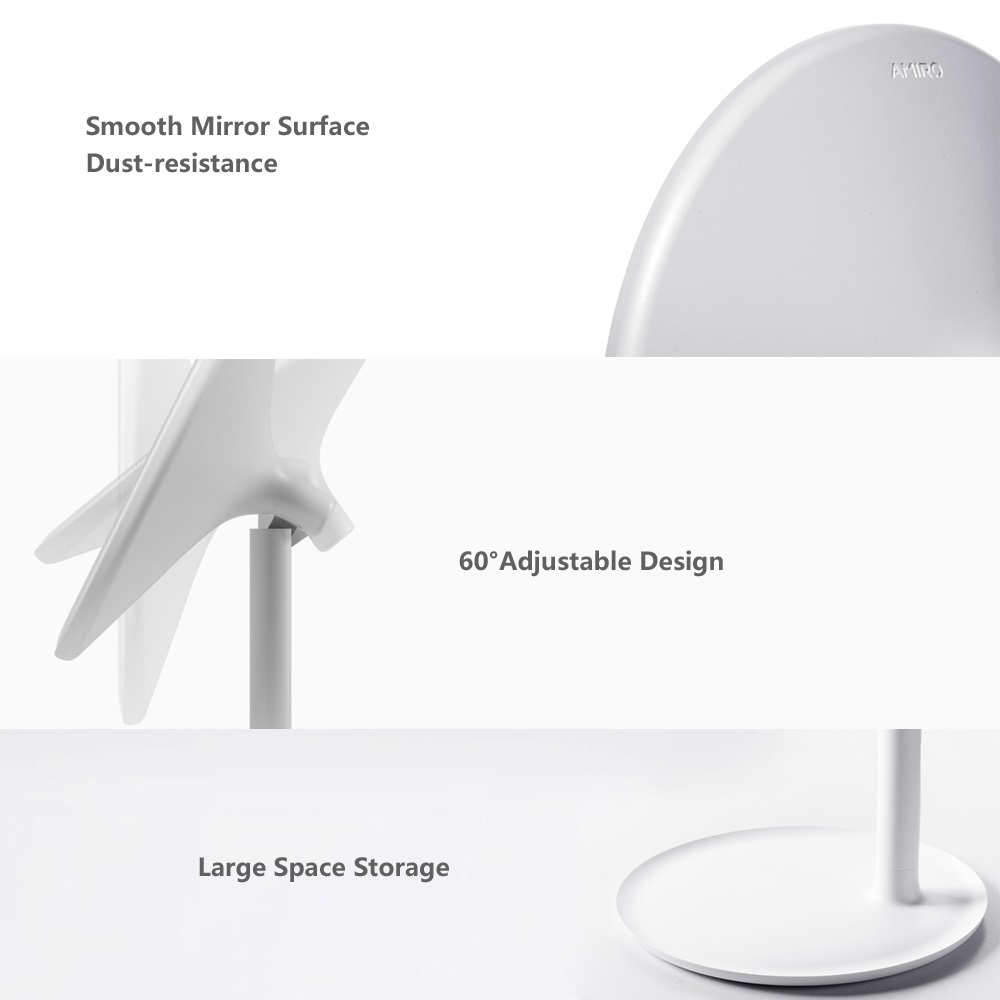 Xiaomi AMIRO HD Daylight Mirror Característica 1