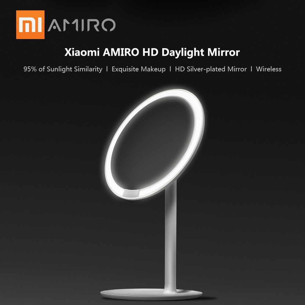 Xiaomi AMIRO HD Daylight Mirror Introducción