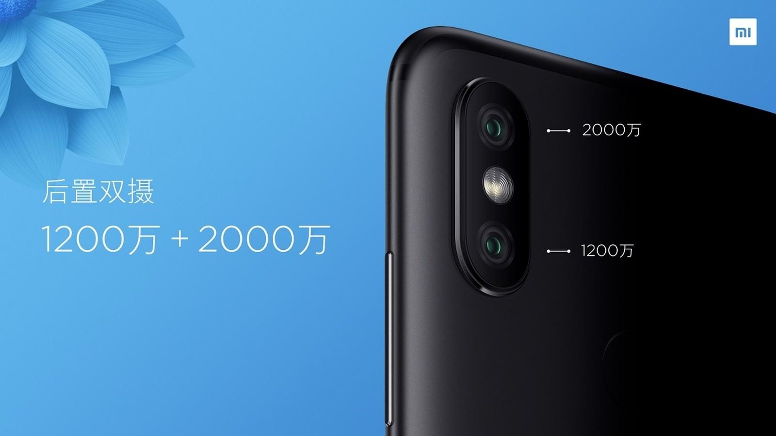 Muestra de la cámara del Xiaomi Mi A2 emerge para confirmar su lanzamiento inminente