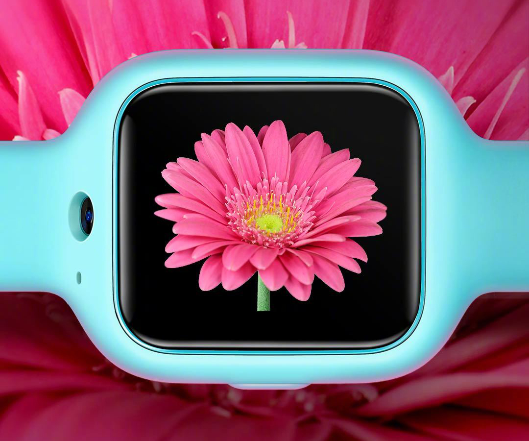 Xiaomi Mi Bunny Smartwatch 3 - pantalla