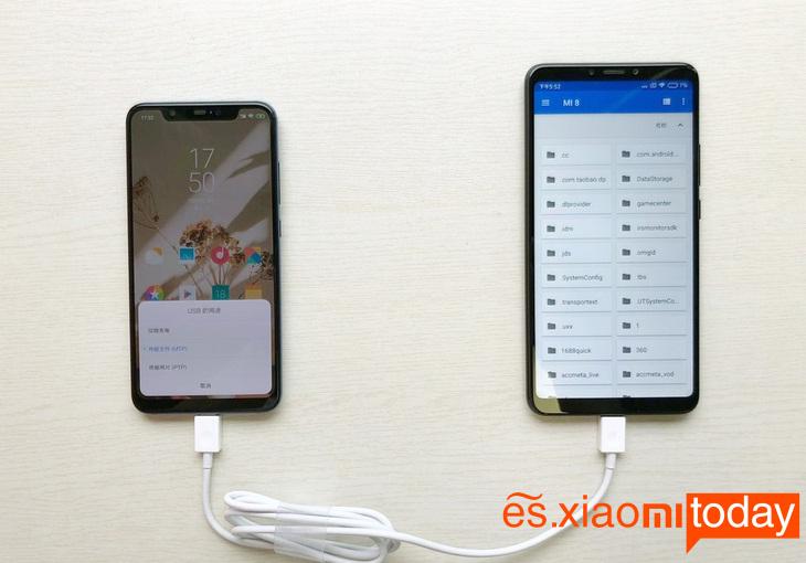 Xiaomi Mi Max 3 diseño comparación