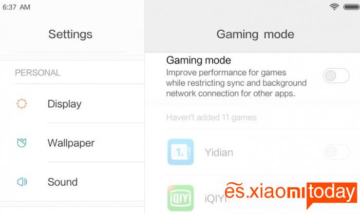 Xiaomi Mi Pad 4 batería