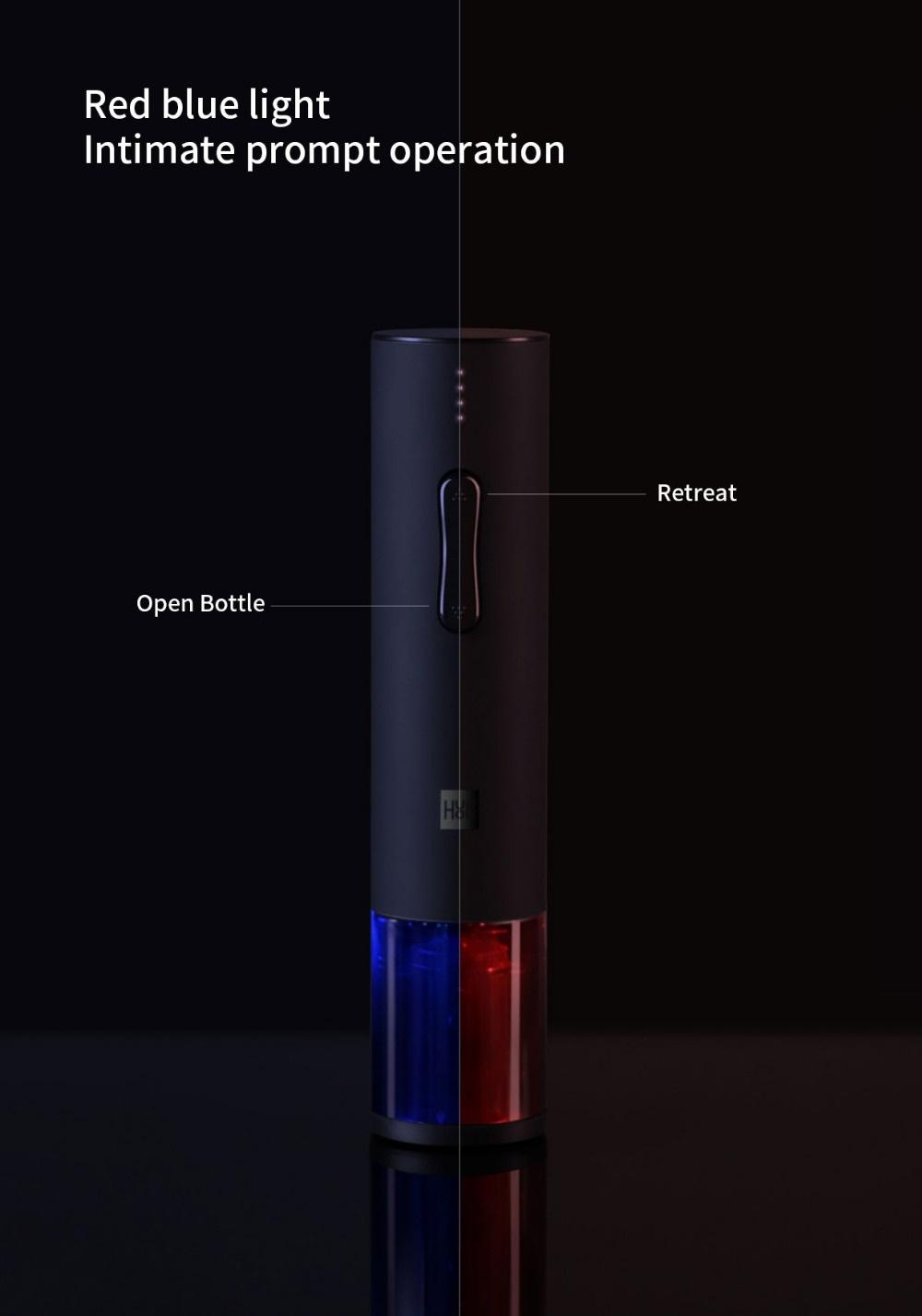 Destapador eléctrico Xiaomi Mijia colores