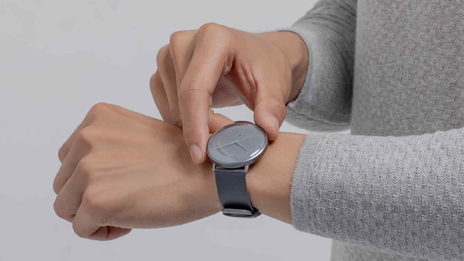 Xiaomi Mijia Quartz Watch Funciones