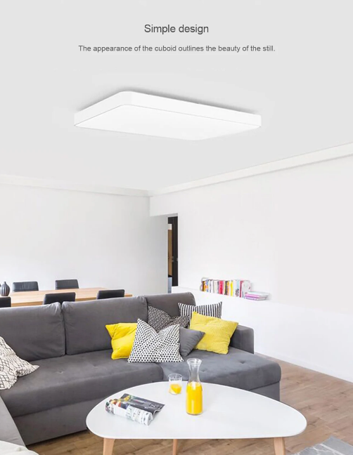 Xiaomi Yeelight Simple LED Ceiling Light Pro Diseño