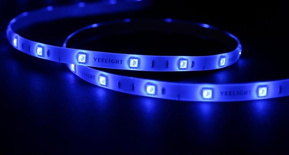 Incredible offers of appliances in Geekbuying: Xiaomi Yeelight Striplight (2M)