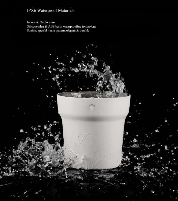 Xiaomi Youpin Flower Pot Monitor Aprueba de agua