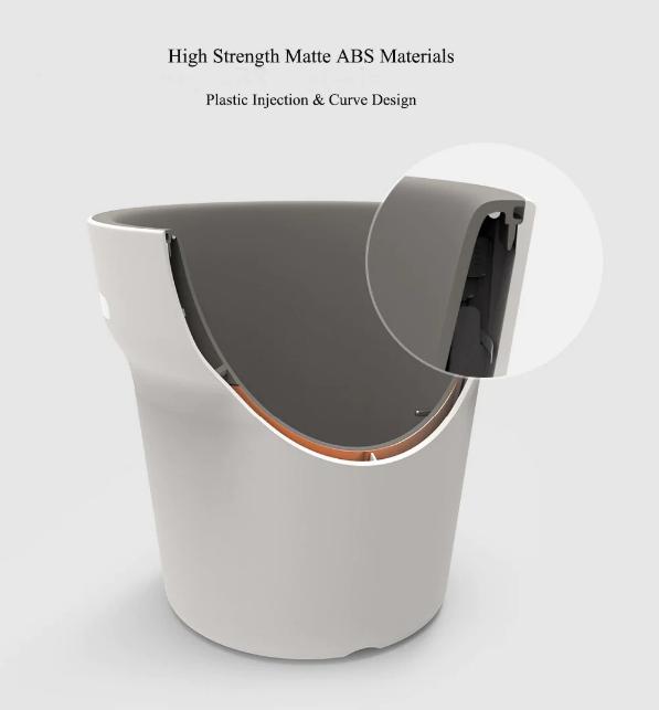 Xiaomi Youpin Flower Pot Monitor Diseño