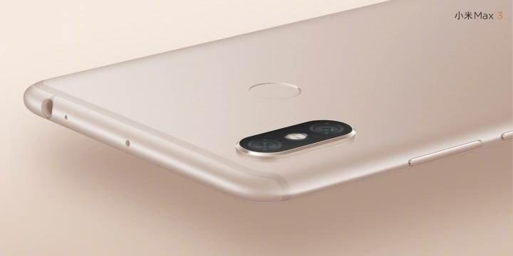 Xiaomi Mi Max 3: Cámara