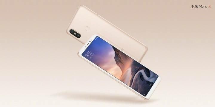 Xiaomi Mi Max 3: Batería