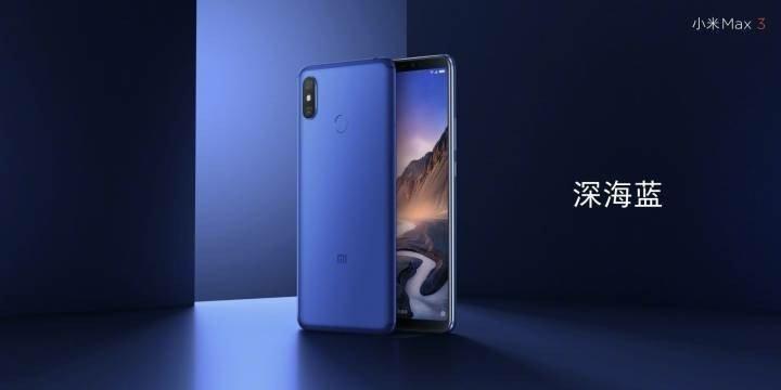 Xiaomi Mi Max 3: Precio y Disponibilidad