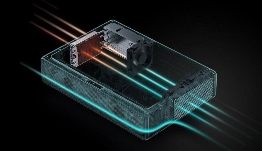 Xiaomi Wemax Laser Projector Construcción