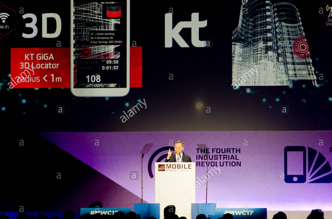 KT Corporation dio a conocer su Blockchain de red