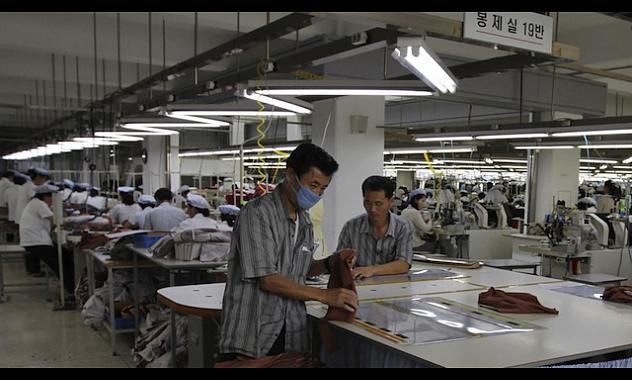 Corea - Trabajadores
