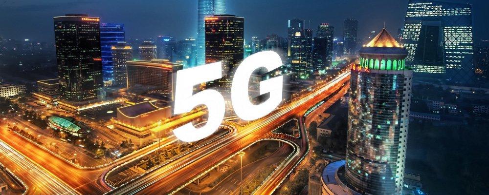 el poder de la gran red 5G