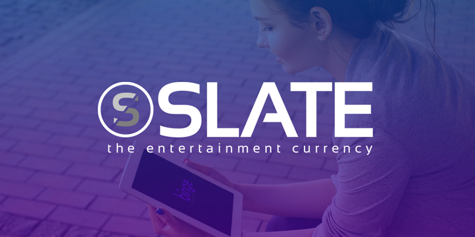 Slate Entertainment Group y la cryptomoneda
