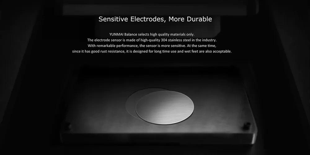Báscula Xiaomi YUNMAI Mini 2 Sensores