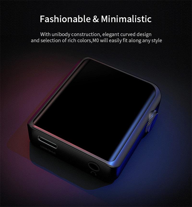 Xiaomi ShanLing M0 Diseño Minimalista