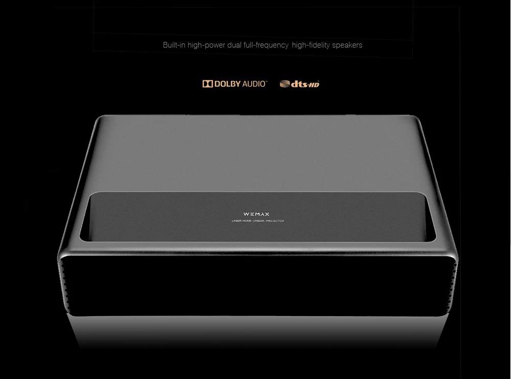 Altavoces de proyector láser Xiaomi Wemax