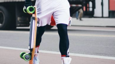 XIAOMI ACTON Electric Skateboard