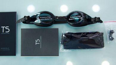 Gafas de natación Xiaomi TS Contenido del paquete