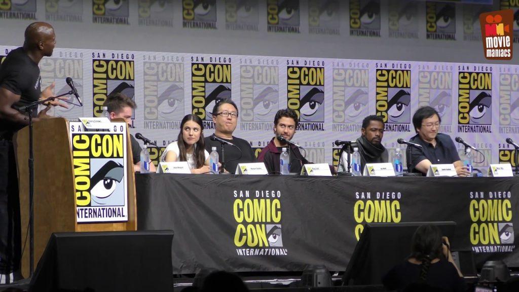 Conferencia de Comic Con