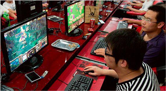 Regulación en la industria de videojuegos de Corea