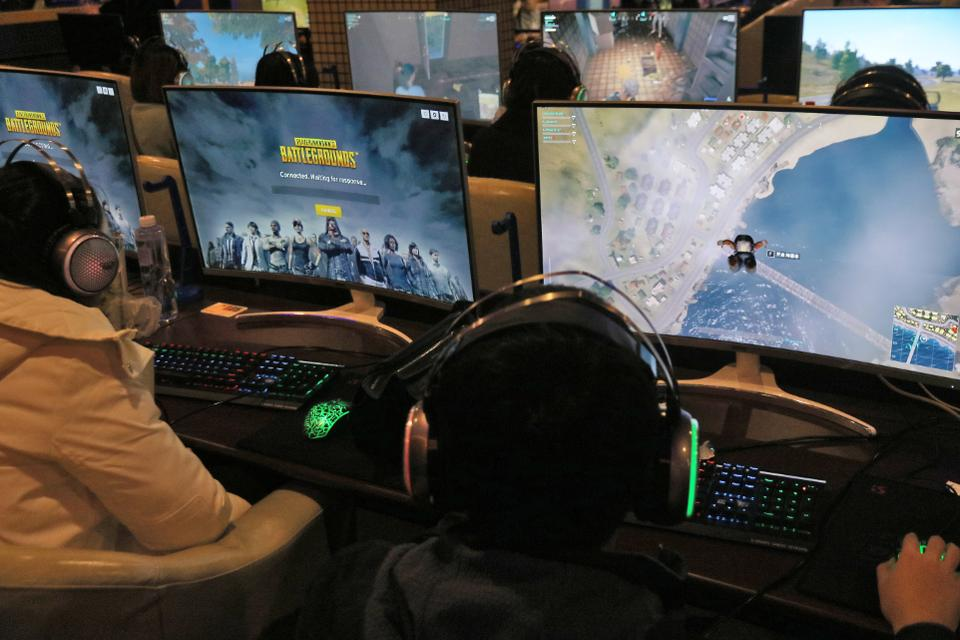 Korean Mobile Game Association y las pequeñas compañías de videojuegos