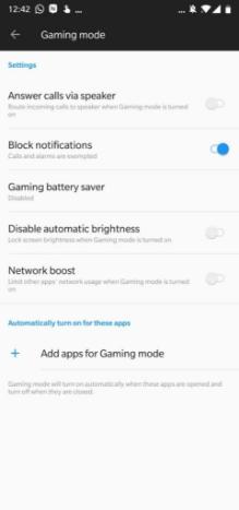 Juegos en el OnePlus 6