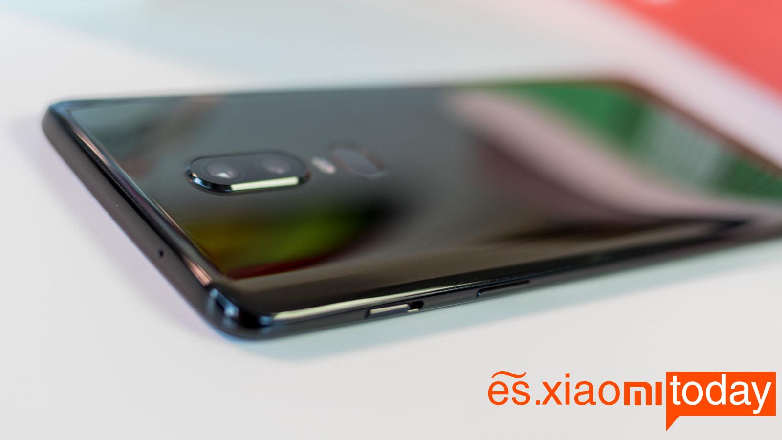 Batería del OnePlus 6