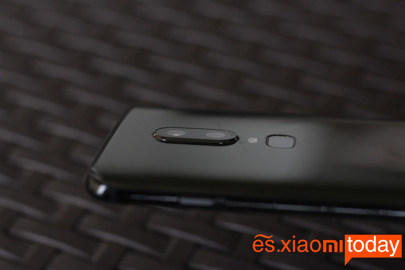 Esto es lo que se puede ver en el OnePlus 6