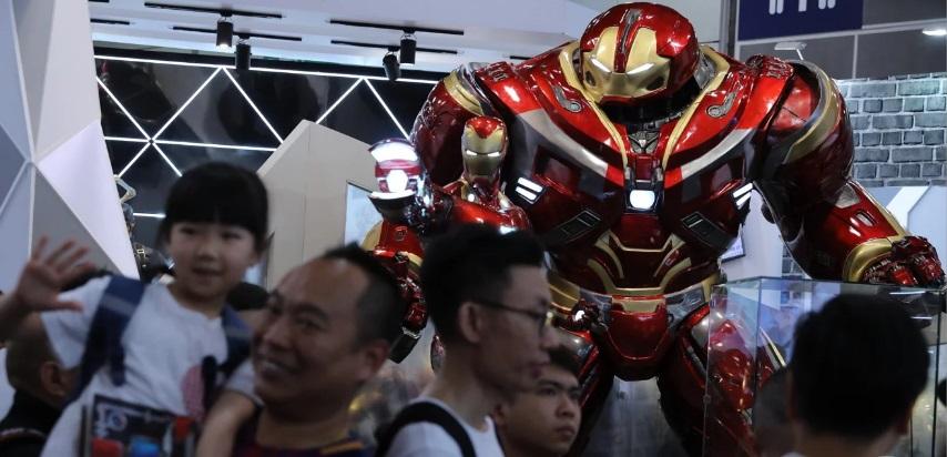 Hong Kong Ani-Com 2018 Marvel