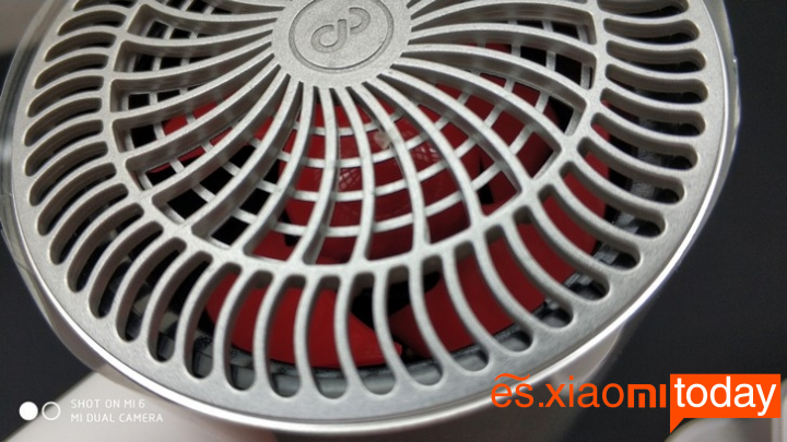 SOOCAS H3: aire