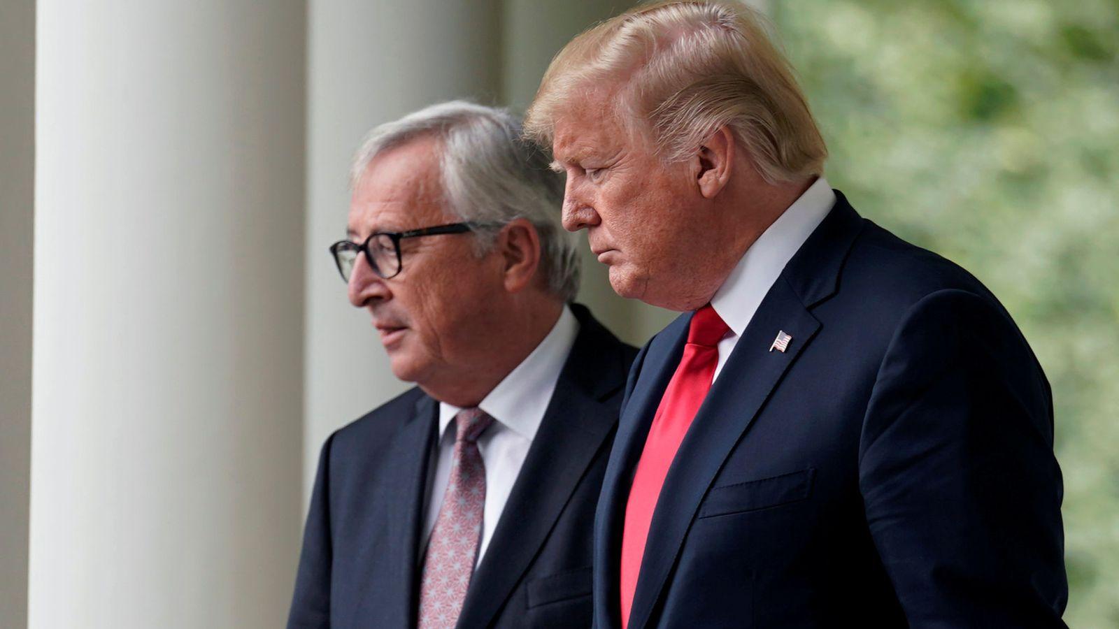 Guerra Comercial EEUU-China acuerdo