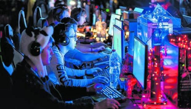 Los juegos electrónicos con Tencent