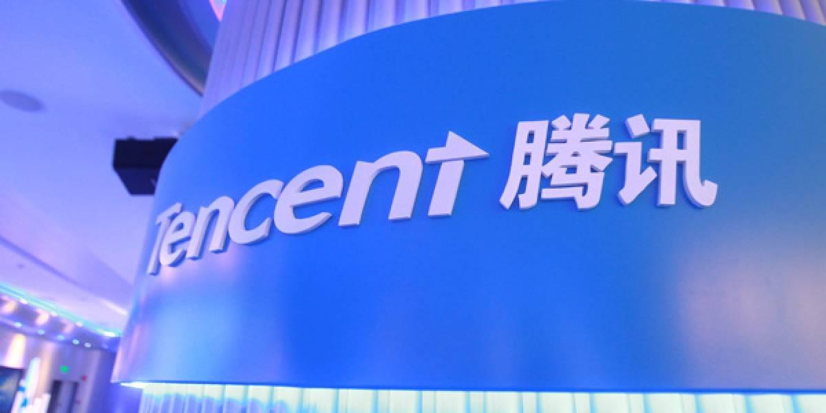 Tencent Holdings Ltd. y los deportes electrónicos