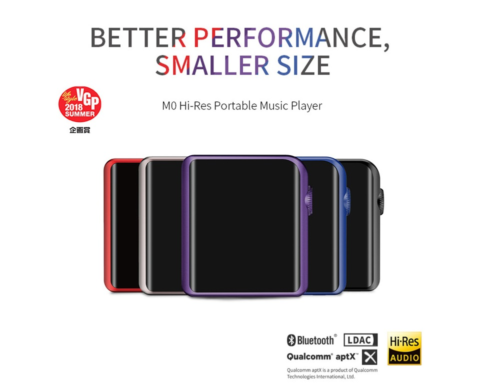 Xiaomi ShanLing M0