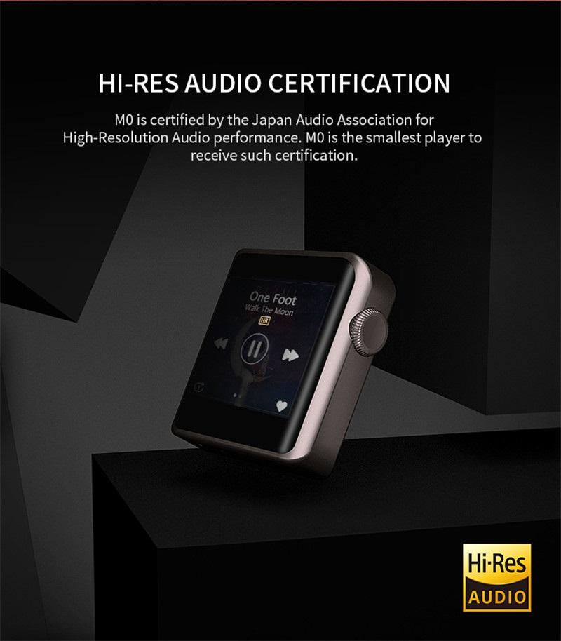 Xiaomi ShanLing M0 Japan Audio Association
