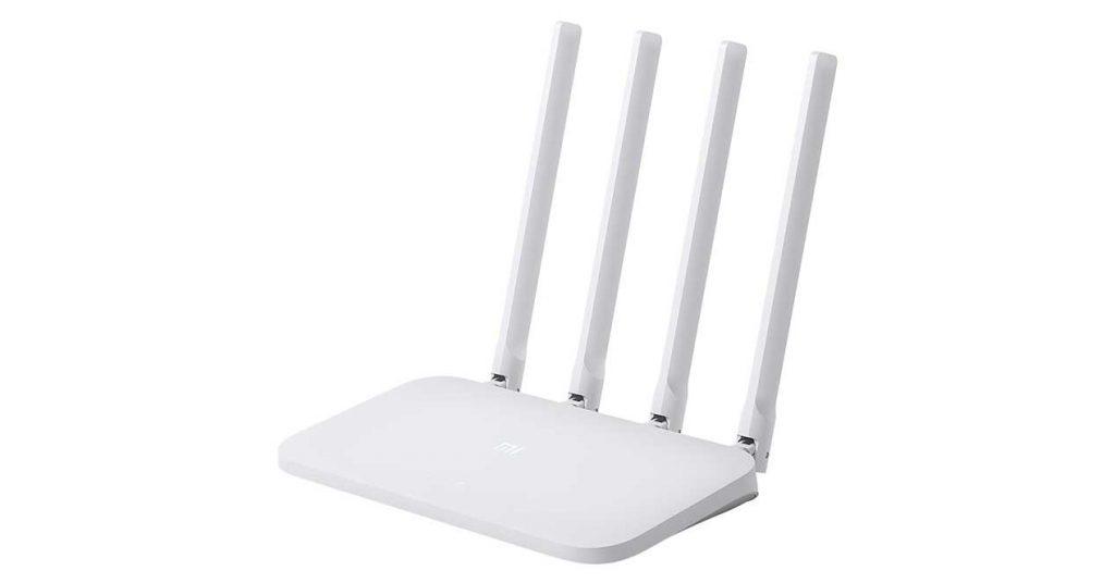 Xiaomi Mi Router 4C con 4 antenas