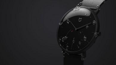 Xiaomi Mijia Quartz Watch Diseño