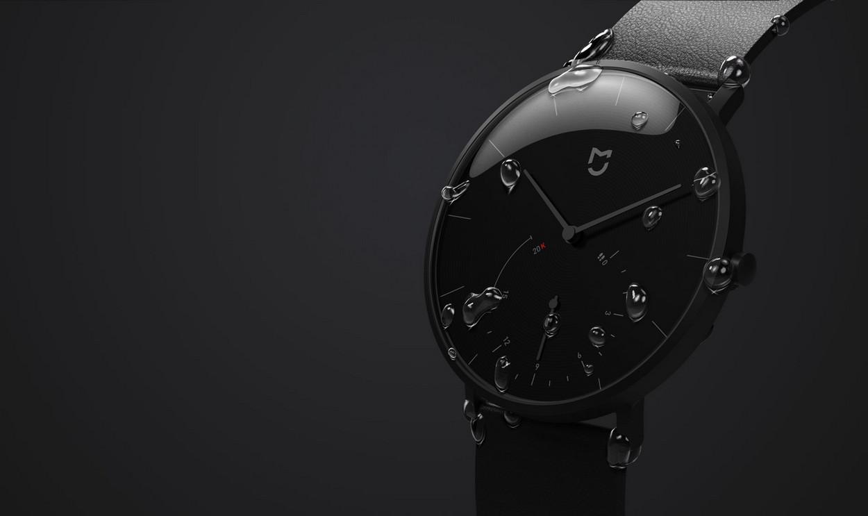 Xiaomi Mijia Quartz Watch Diseño