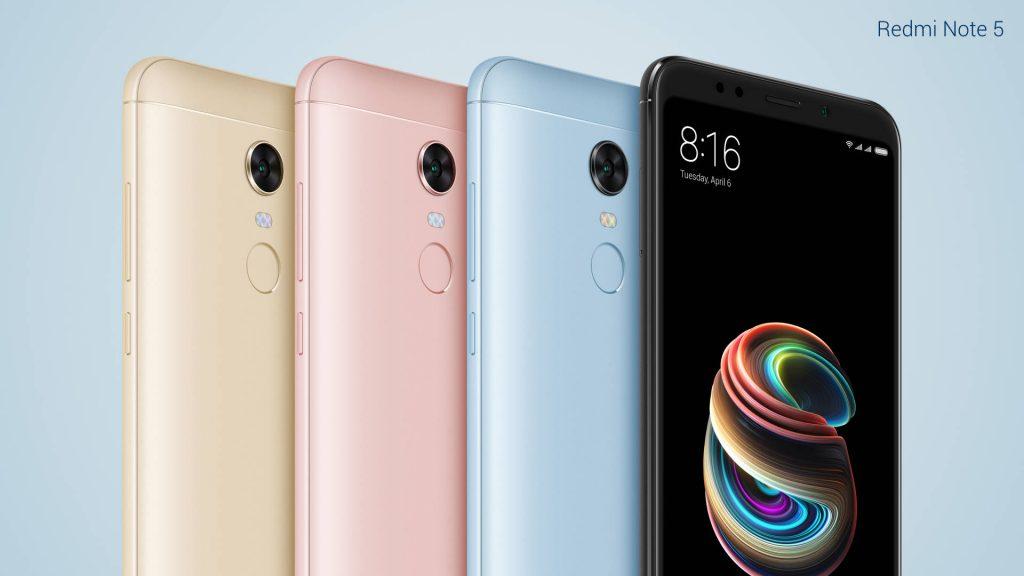 Xiaomi Redmi Note 5 aterriza oficialmente en Corea del Sur