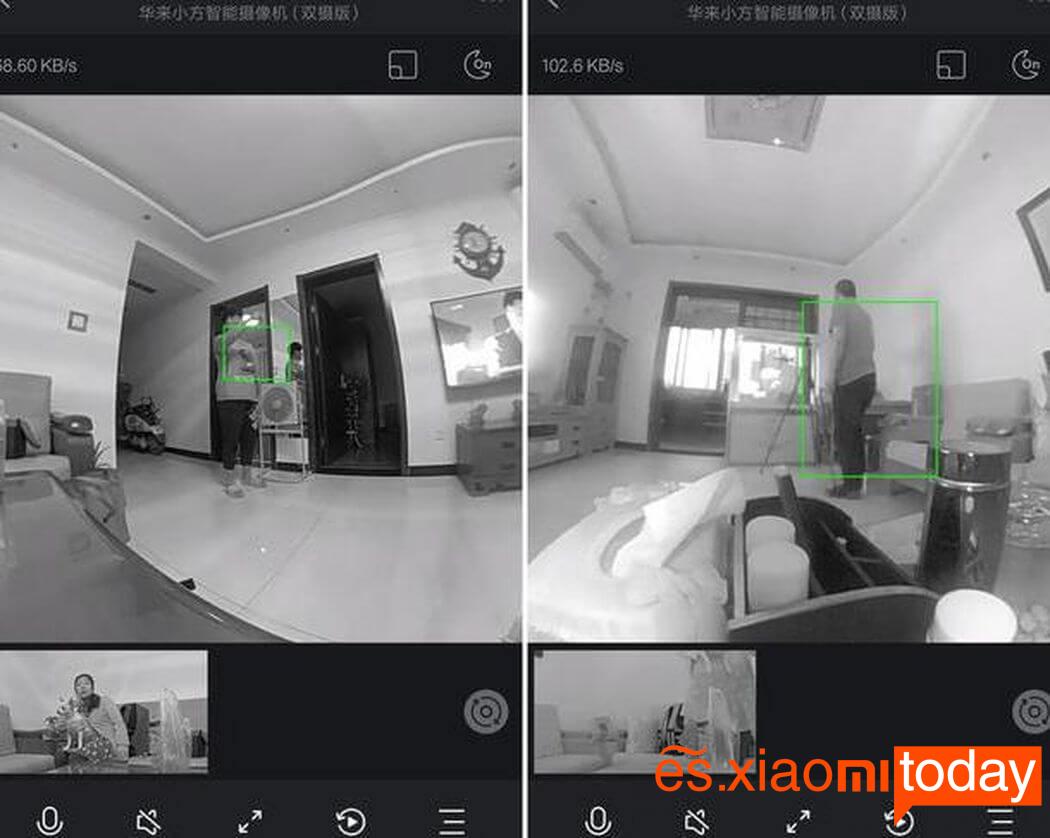 Xiaomi Xiaofang 360° Visión Nocturna