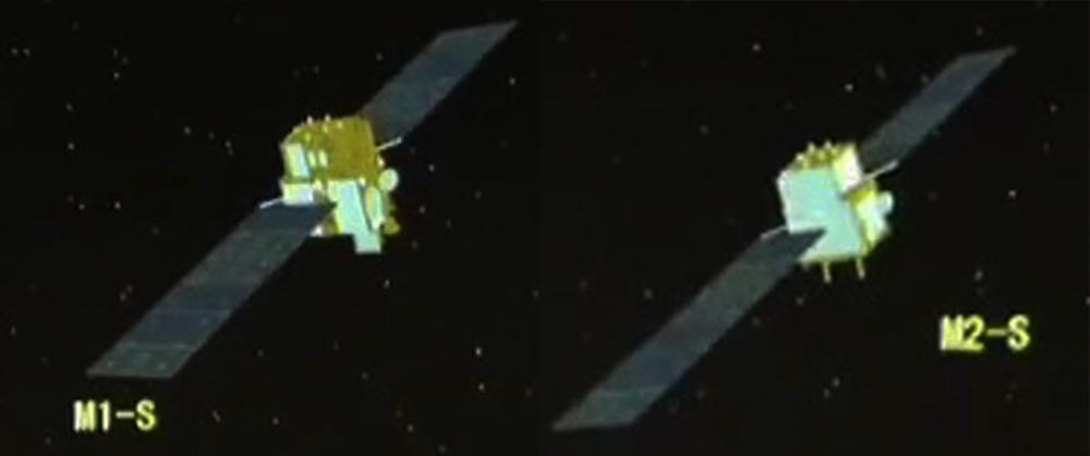 Beidou - satélites espaciales
