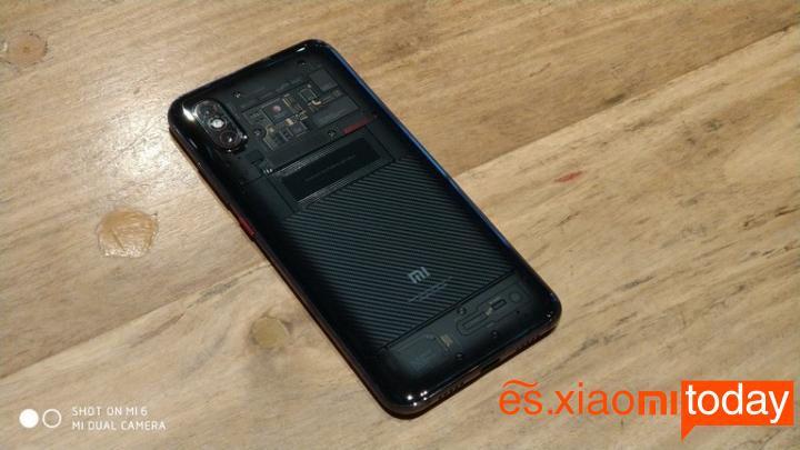 Xiaomi Mi 8 Explorer Edition Análisis - El mejor buque insignia del año