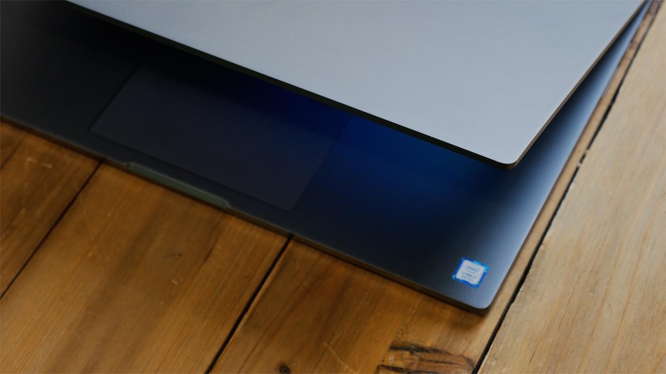 Xiaomi Mi Notebook Pro GTX 1050: diseño