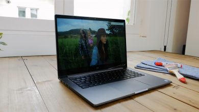 Xiaomi Mi Notebook Pro GTX 1050: Pantalla