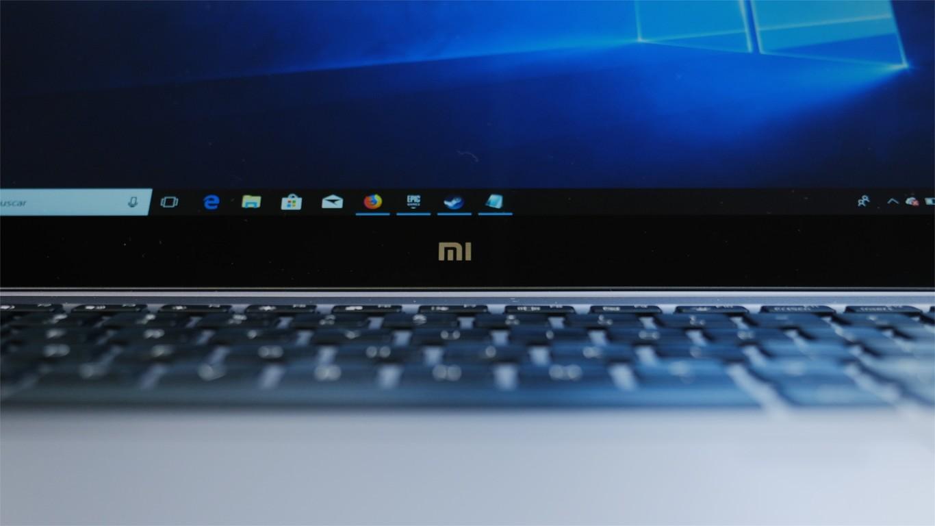 Xiaomi Mi Notebook Pro GTX 1050: Rendimiento y hardware
